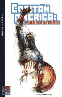 Cover Thumbnail for Capitán América: El Corazón De Las Tinieblas (Planeta DeAgostini, 2003 series)