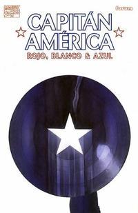 Cover Thumbnail for Capitán América: Rojo, Blanco & Azul (Planeta DeAgostini, 2004 series)