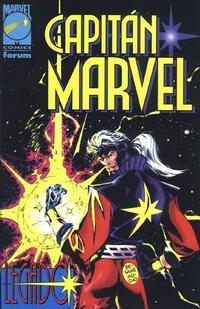 Cover Thumbnail for Capitán Marvel: Legado (Planeta DeAgostini, 1996 series)