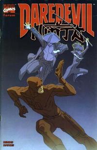 Cover Thumbnail for Daredevil: Ninja (Planeta DeAgostini, 2003 series)