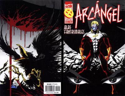 Cover for Arcángel: Alas Fantasmales (Planeta DeAgostini, 1996 series)