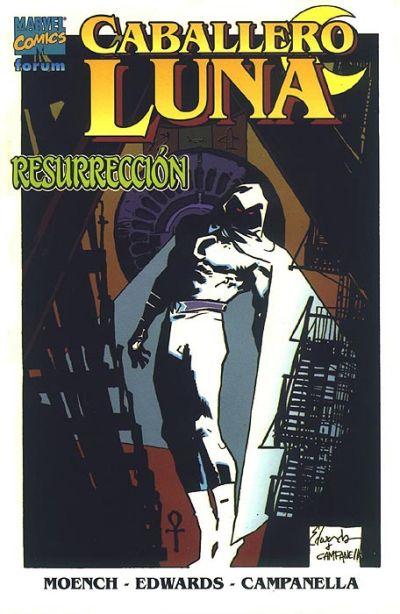 Cover for Caballero Luna: Resurrección (Planeta DeAgostini, 1998 series)