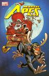 Cover Thumbnail for Marvel Apes (2008 series) #0 [Variant Edition]