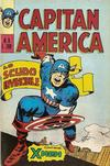 Cover for Capitan America (Editoriale Corno, 1973 series) #6