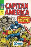 Cover for Capitan America (Editoriale Corno, 1973 series) #10