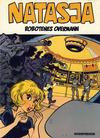 Cover for Natasja (Interpresse, 1982 series) #2 - Robotenes overmann