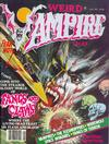 Cover for Weird Vampire Tales (Eerie Publications, 1979 series) #v5#1