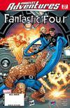 Cover for Marvel Adventures Fantastic Four (Marvel, 2005 series) #37