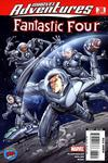 Cover for Marvel Adventures Fantastic Four (Marvel, 2005 series) #38