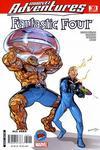 Cover for Marvel Adventures Fantastic Four (Marvel, 2005 series) #39
