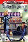 Cover for Marvel Adventures Fantastic Four (Marvel, 2005 series) #40
