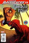 Cover for Marvel Adventures Fantastic Four (Marvel, 2005 series) #41