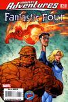 Cover for Marvel Adventures Fantastic Four (Marvel, 2005 series) #43