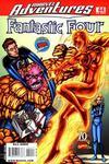 Cover for Marvel Adventures Fantastic Four (Marvel, 2005 series) #44