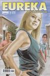 Cover for Eureka: Dormant Gene (Boom! Studios, 2009 series) #1