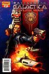 Cover for Battlestar Galactica: Cylon War (Dynamite Entertainment, 2009 series) #2 [Cover B Raynor]