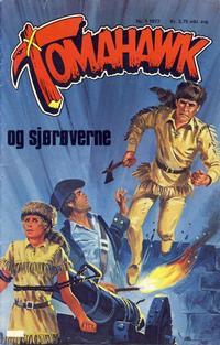 Cover Thumbnail for Tomahawk (Semic, 1977 series) #1/1977
