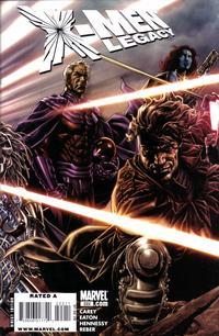 Cover Thumbnail for X-Men: Legacy (Marvel, 2008 series) #222