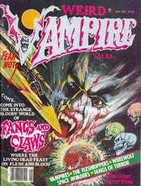 Cover Thumbnail for Weird Vampire Tales (Eerie Publications, 1979 series) #v5#1