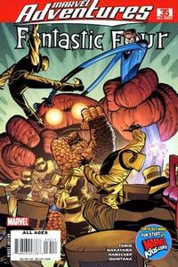 Cover Thumbnail for Marvel Adventures Fantastic Four (Marvel, 2005 series) #35