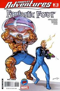 Cover Thumbnail for Marvel Adventures Fantastic Four (Marvel, 2005 series) #39