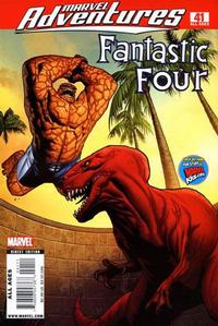 Cover Thumbnail for Marvel Adventures Fantastic Four (Marvel, 2005 series) #41