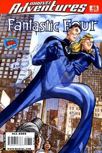 Cover Thumbnail for Marvel Adventures Fantastic Four (Marvel, 2005 series) #46