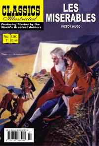Cover Thumbnail for Classics Illustrated (Classic Comic Store, 2008 series) #7 - Les Miserables