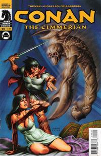 Cover Thumbnail for Conan the Cimmerian (Dark Horse, 2008 series) #10 / 60