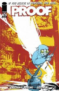Cover Thumbnail for Proof (Image, 2007 series) #16