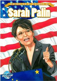 Cover Thumbnail for Female Force Sarah Palin (Bluewater / Storm / Stormfront / Tidalwave, 2009 series) #1