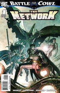 Cover Thumbnail for Batman: Battle for the Cowl: The Network (DC, 2009 series) #1