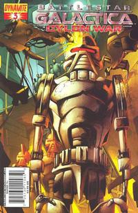 Cover Thumbnail for Battlestar Galactica: Cylon War (Dynamite Entertainment, 2009 series) #3