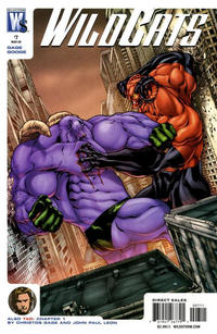 Cover Thumbnail for Wildcats (DC, 2008 series) #7