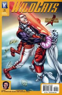 Cover Thumbnail for Wildcats (DC, 2008 series) #10