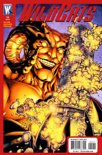 Cover Thumbnail for Wildcats (DC, 2008 series) #12