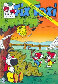 Cover Thumbnail for Fix und Foxi (Gevacur, 1966 series) #v17#15