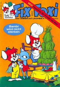 Cover Thumbnail for Fix und Foxi (Gevacur, 1966 series) #v17#23