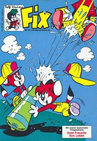 Cover Thumbnail for Fix und Foxi (Gevacur, 1966 series) #v18#19