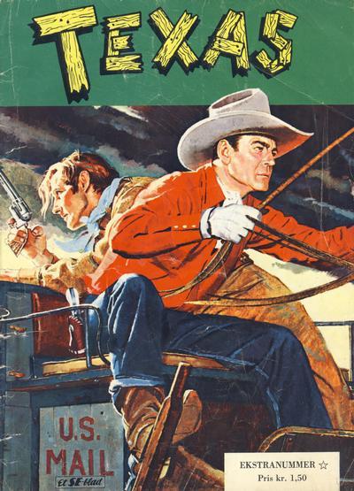 Cover for Texas Ekstranummer (Serieforlaget / Se-Bladene / Stabenfeldt, 1959 series) #[36a/1959]