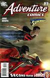 Cover for Adventure Comics (DC, 2009 series) #3 / 506 [3 Cover]