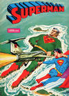 Cover for Superman Libro Comic (Editorial Novaro, 1973 series) #1