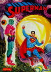 Cover for Superman Libro Comic (Editorial Novaro, 1973 series) #8