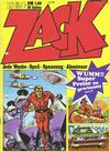 Cover for Zack (Koralle, 1972 series) #18/1972