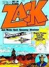 Cover for Zack (Koralle, 1972 series) #19/1972