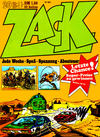 Cover for Zack (Koralle, 1972 series) #20/1972