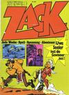 Cover for Zack (Koralle, 1972 series) #27/1972