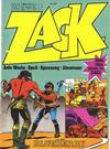 Cover for Zack (Koralle, 1972 series) #28/1972