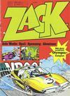 Cover for Zack (Koralle, 1972 series) #37/1972