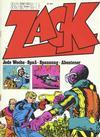 Cover for Zack (Koralle, 1972 series) #38/1972